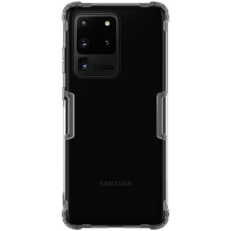 Husa Samsung Galaxy S20 Ultra 5G Nillkin Nature UltraSlim - Fumuriu
