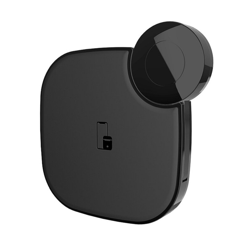 Incarcator Wireless Hoco Selected S5 Qi 2-in-1 For Apple Watch And Mobile Phones 10W - Negru