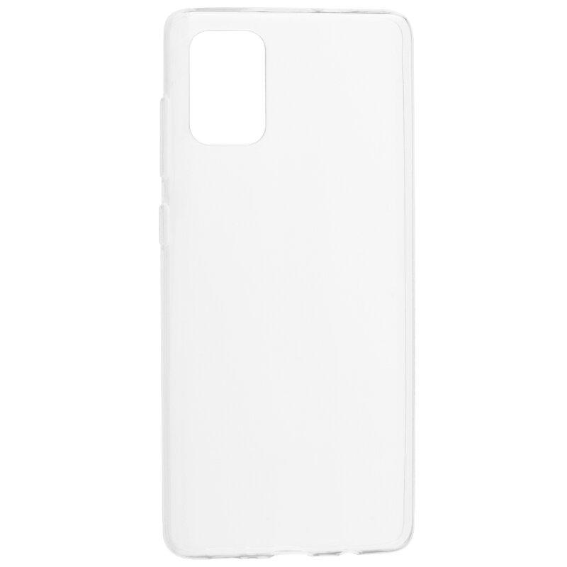 Husa Samsung Galaxy A71 TPU UltraSlim - Transparent