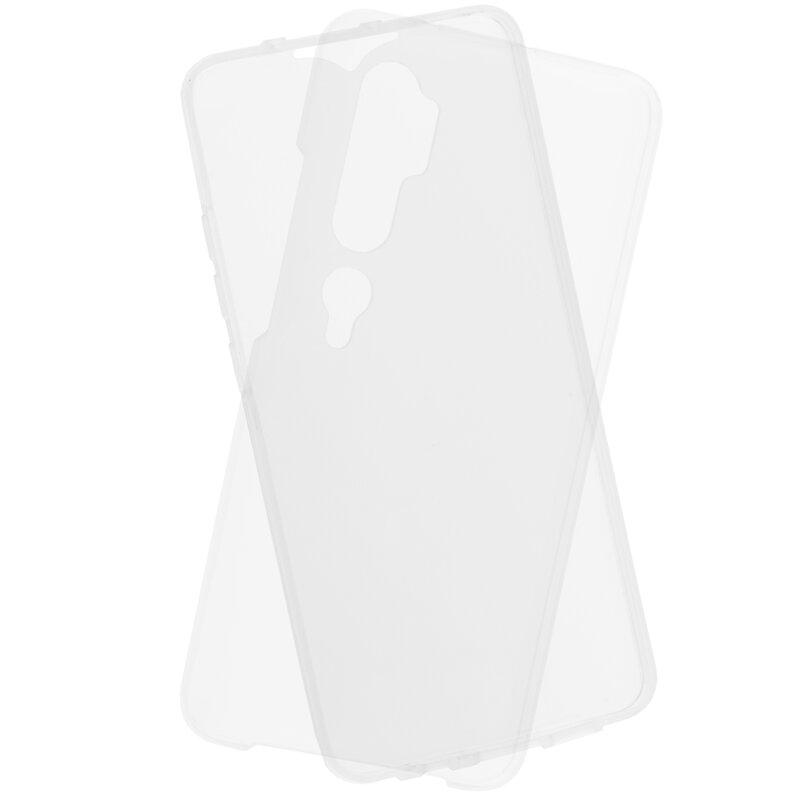 Husa Xiaomi Mi CC9 Pro FullCover 360 - Transparent