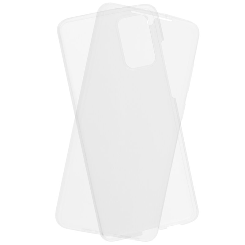 Husa Samsung Galaxy S20 Plus TPU UltraSlim 360 Transparent