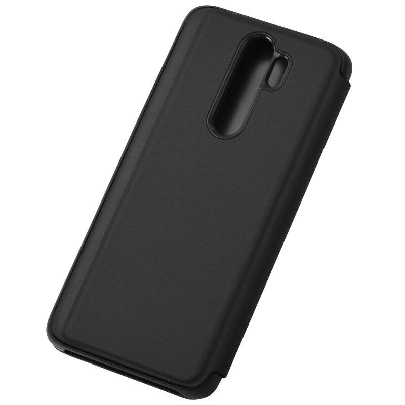 Husa Xiaomi Redmi Note 8 pro Flip Standing Cover - Black