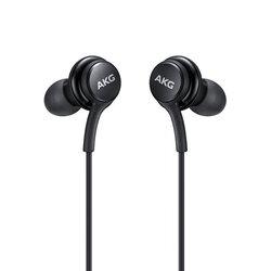 Casti In-Ear Originale Samsung AKG Stereo Headset Lossless Sound EO-IC100BBEGEU Type-C - Negru