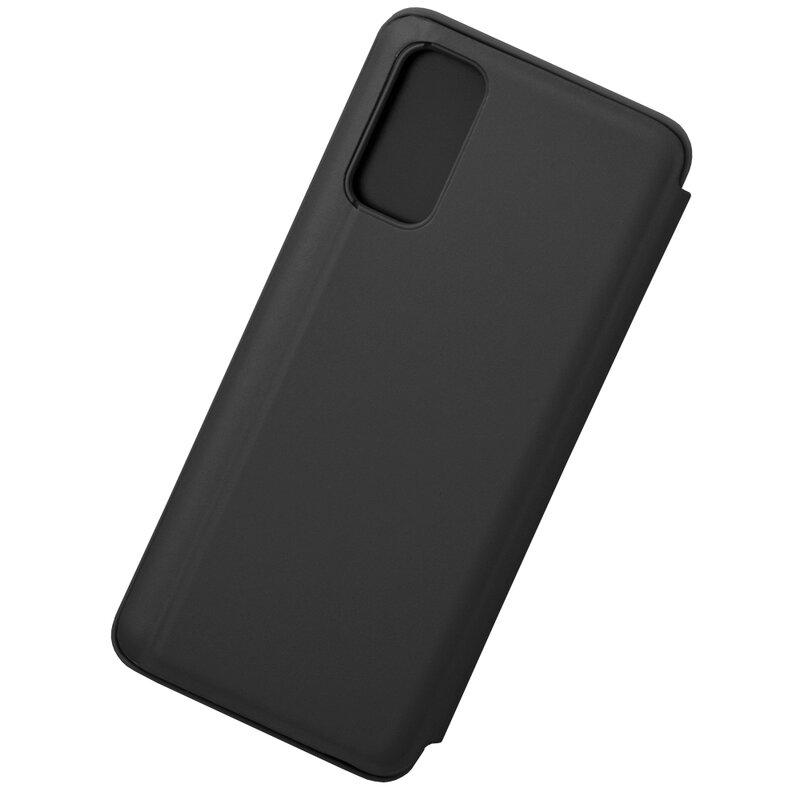 Husa Samsung Galaxy S20 5G Flip Standing Cover - Black