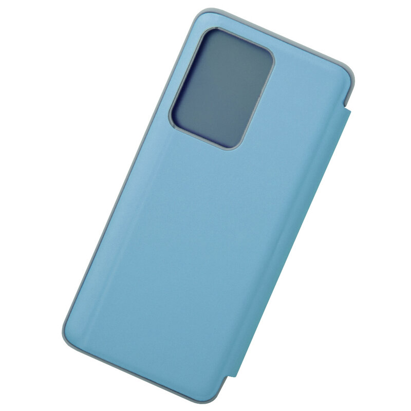 Husa Samsung Galaxy S20 Ultra 5G Flip Standing Cover - Blue