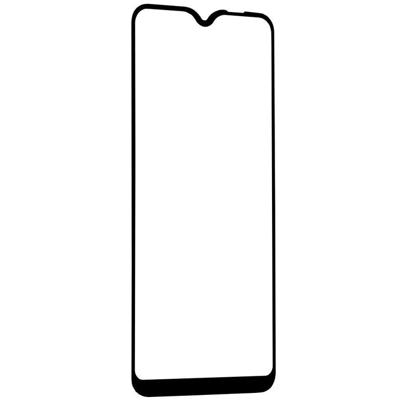 Folie Sticla Samsung Galaxy A20e Lito 2.5D Full Glue Full Cover Cu Rama - Negru
