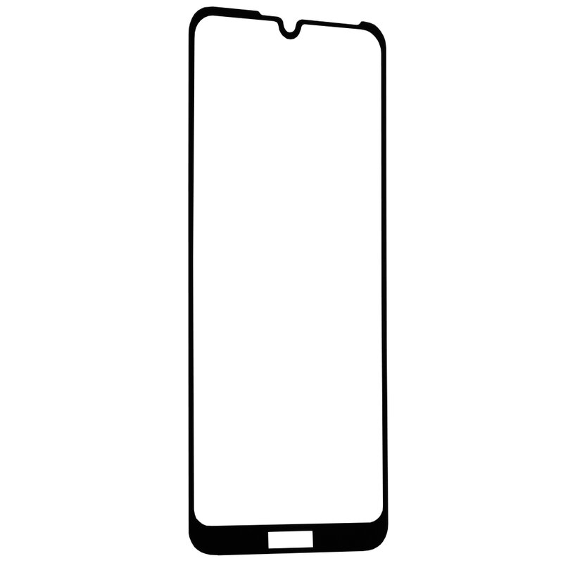 Folie Sticla Huawei Y6 2019 Lito 2.5D Full Glue Full Cover Cu Rama - Negru