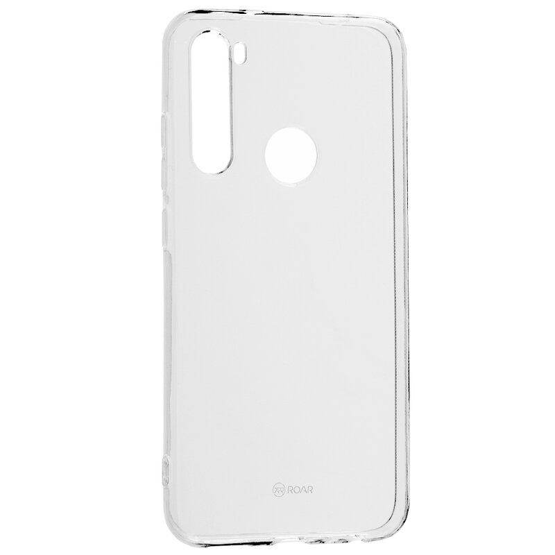 Husa Xiaomi Redmi Note 8T Roar Colorful Jelly Case - Transparent