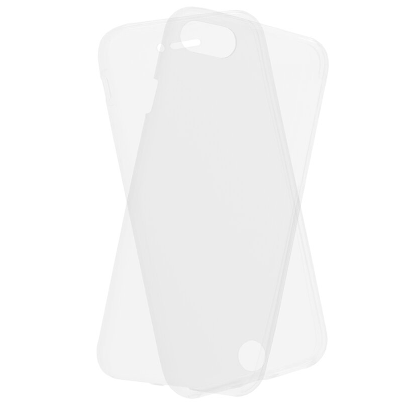 Husa iPhone 8 TPU UltraSlim 360 Transparent