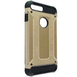 Husa iPhone 8 Plus Mobster Hybrid Armor - Auriu
