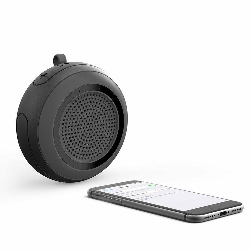 Boxa Portabila Tronsmart Splash Waterproof Universal Wireless Bluetooth 7W - Negru