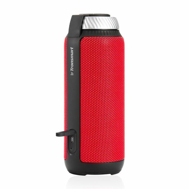 Boxa Portabila Tronsmart T6 Portable Wireless Bluetooth 4.1 Universal Speaker 25W - Rosu