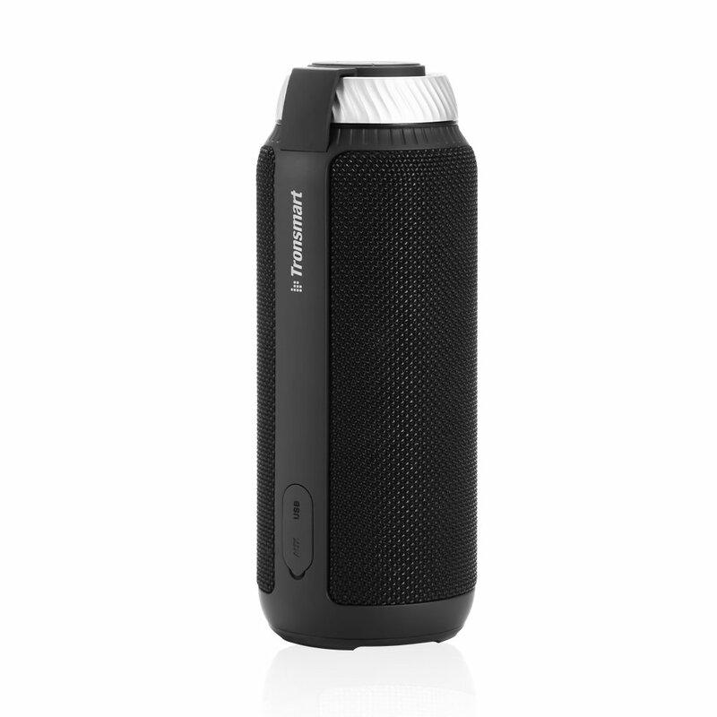 Boxa Portabila Tronsmart T6 Portable Wireless Bluetooth 4.1 Universal Speaker 25W - Negru