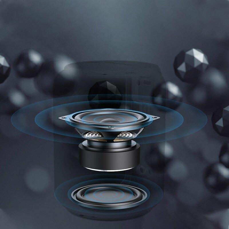 Boxa Portabila Tronsmart T6 Mini Portable Wireless Bluetooth 5.0 Universal Speaker 15W - Rosu