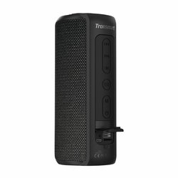 Boxa Portabila Tronsmart T6 Plus Portable Wireless Bluetooth 5.0 Universal Speaker 40W - Negru