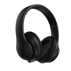 Casti On-Ear Baseus Encok D07 Wireless Bluetooth 5.0 With Built In Microphone - NGD07-01 - Negru
