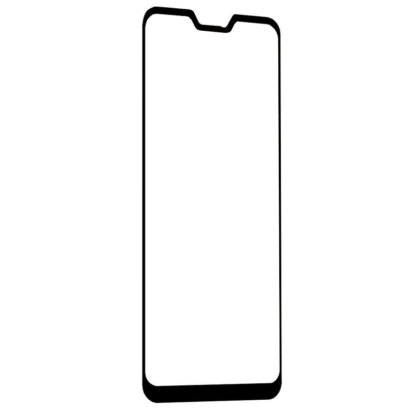 Folie Sticla Asus Zenfone Max Pro M2 ZB631KL FullGlue Mobster - Black