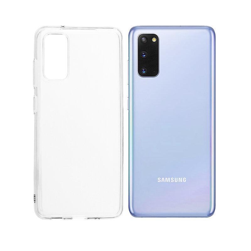 Husa Samsung Galaxy S20 5G 3mk Clear Case - Clear