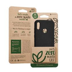 Husa Huawei Y6 2019 Forcell Bio Zero Waste Eco Friendly - Negru