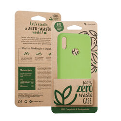 Husa Huawei Y6 2019 Forcell Bio Zero Waste Eco Friendly - Verde