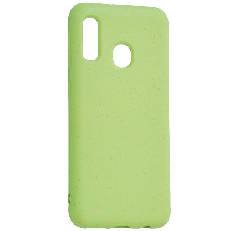 Husa Samsung Galaxy A20e Forcell Bio Zero Waste Eco Friendly - Verde