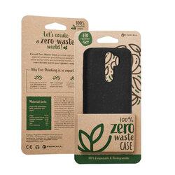 Husa Xiaomi Redmi Note 8 Pro Forcell Bio Zero Waste Eco Friendly - Negru
