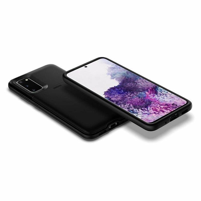 Husa Samsung Galaxy S20 5G Spigen Slim Armor CS - Black