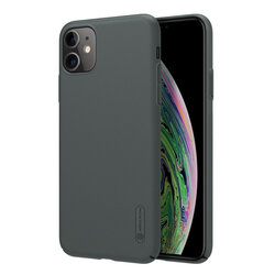 Husa iPhone 11 Nillkin Super Frosted Shield - Dark Green