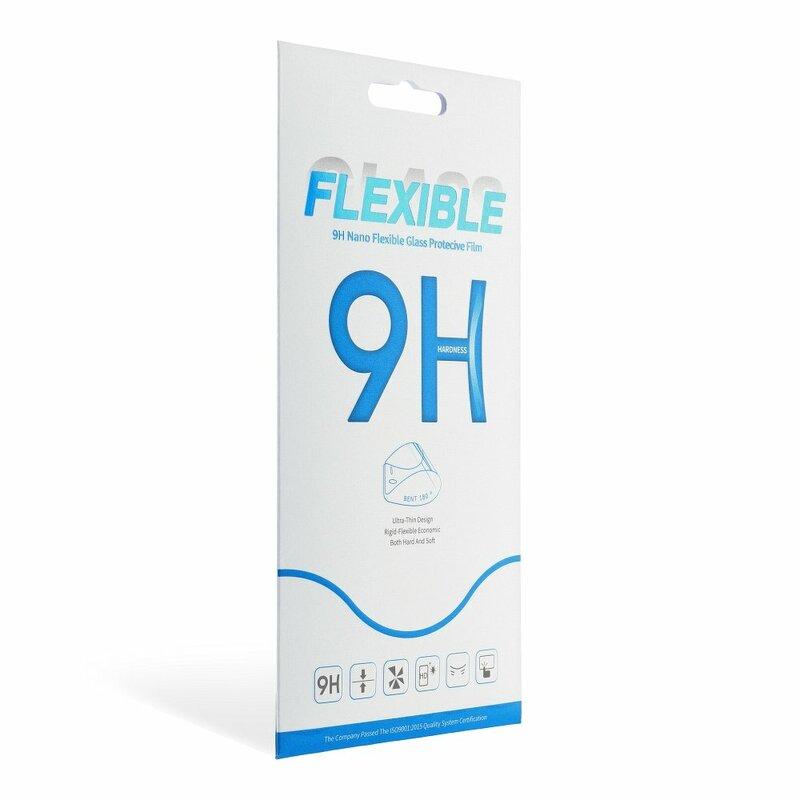 Folie Protectie Ecran iPhone XS Nano Flex 9H