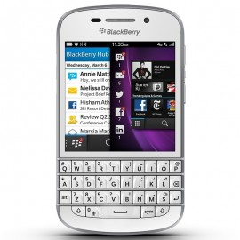 Folie Protectie Ecran BlackBerry Q10 - Clear