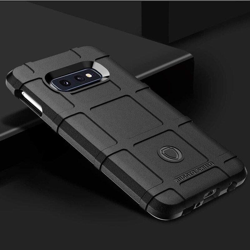 Husa Armor Samsung Galaxy S10e Mobster Shield - Negru