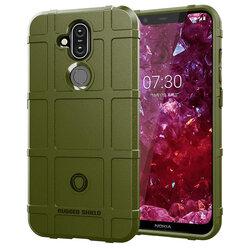 Husa Armor Nokia 8.1 Mobster Shield - Verde
