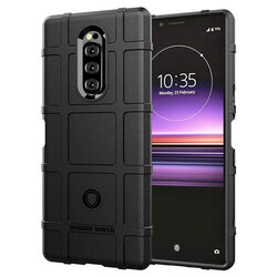 Husa Armor Sony Xperia 1 Mobster Shield - Negru