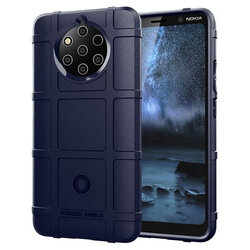 Husa Armor Nokia 9 Mobster Shield - Albastru