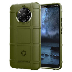 Husa Armor Nokia 9 Mobster Shield - Verde