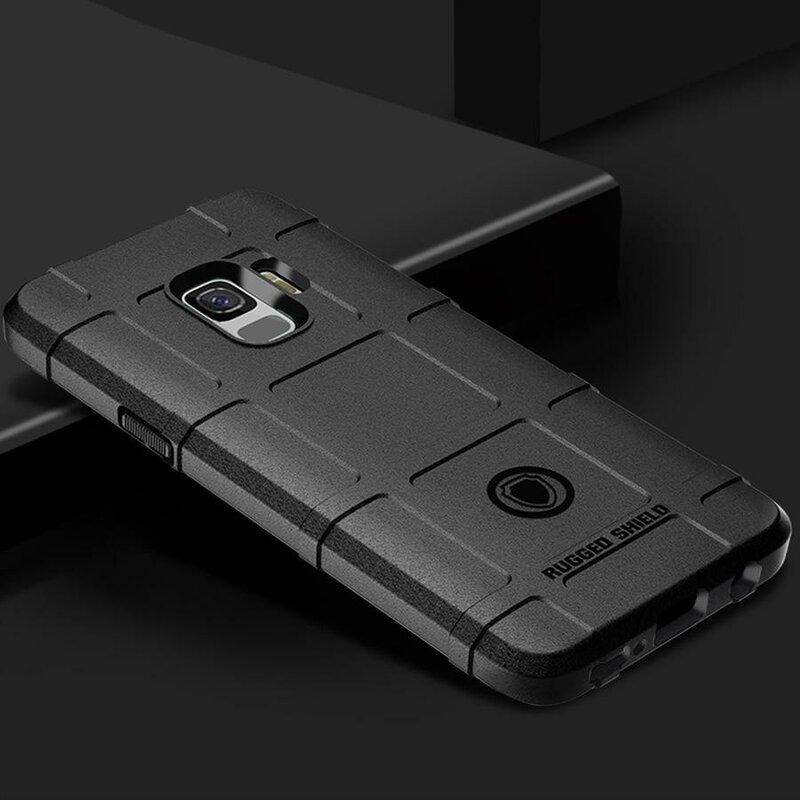 Husa Armor Samsung Galaxy S9 Mobster Shield - Verde
