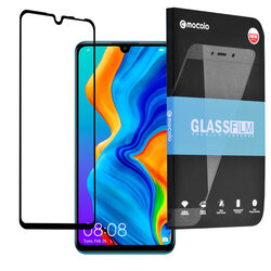 Folie Sticla Huawei P30 Lite Mocolo Full Glue 9H - Black