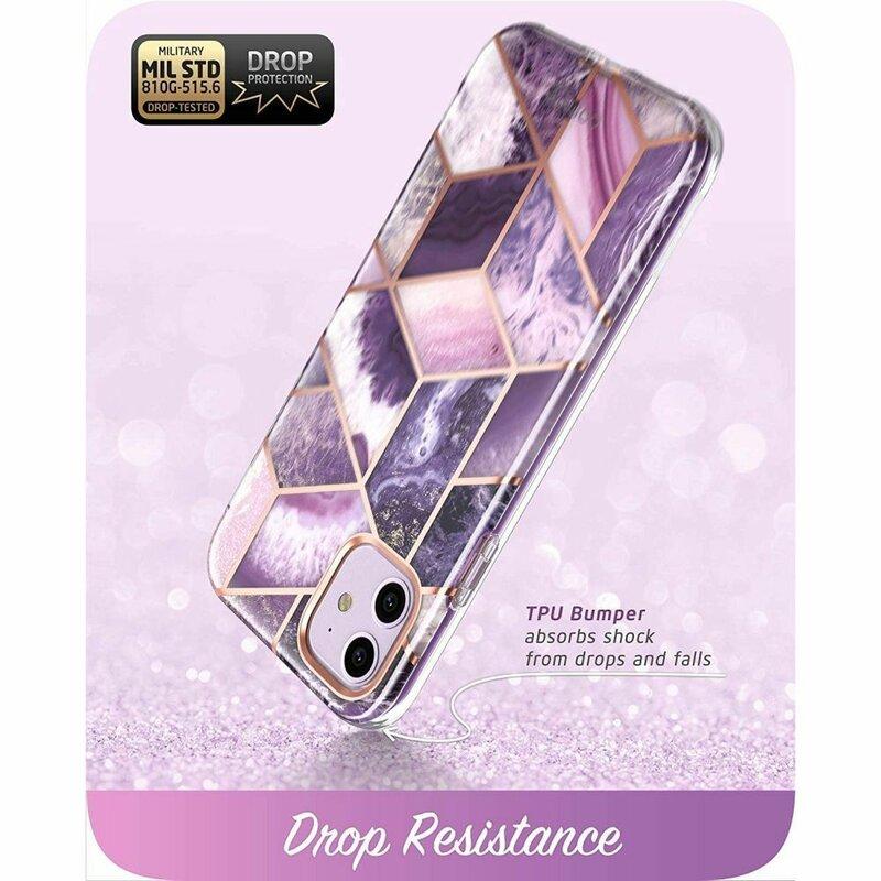 [Pachet 360°]Husa iPhone 11 I-Blason Cosmo + Folie Ecran - Ameth