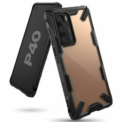 Husa Huawei P40 Ringke Fusion X - Black