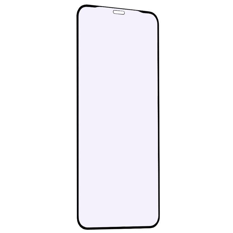 Sticla Securizata iPhone XS Monkey Blue Ray FullCover - Negru