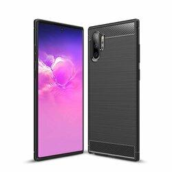 Husa Samsung Galaxy Note 10 Plus TPU Carbon Negru