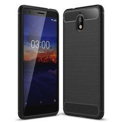 Husa Nokia 3.1 2018 TPU Carbon Negru