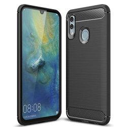 Husa Huawei P Smart 2019 TPU Carbon Negru