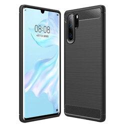 Husa Huawei P30 Pro TPU Carbon Negru