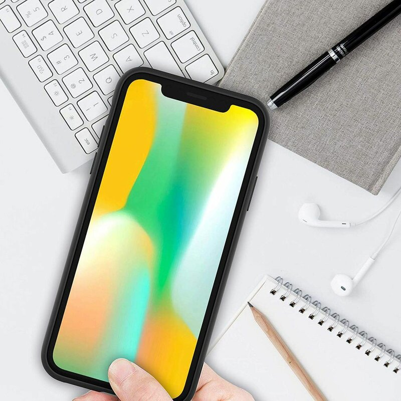 Husa iPhone 8 Tech-Protect Icon/Smooth - Verde