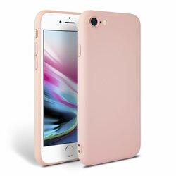 Husa iPhone 8 Tech-Protect Icon/Smooth - Roz
