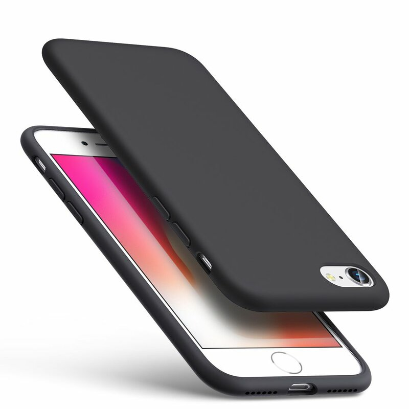 Husa iPhone SE 2, SE 2020 ESR Yippee - Black