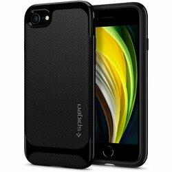 Husa iPhone 8 Spigen Neo Hybrid - Shiny Black