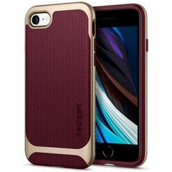 Husa iPhone 8 Spigen Neo Hybrid - Burgundy