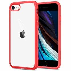 Husa iPhone 7 Spigen Ultra Hybrid - Red